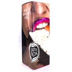Сласти В Пасти Vanila Strawberry Cake 100мл (3мг) - Жидкость для Электронных сигарет