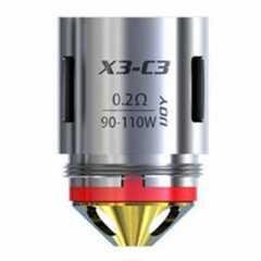 Сменный испаритель iJoy X3-C3 Sextuple (0,2 Ohm)