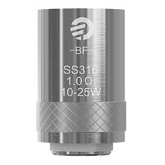 Сменный Испаритель Joyetech BF SS316 (1 Ohm) Упаковка (5шт)