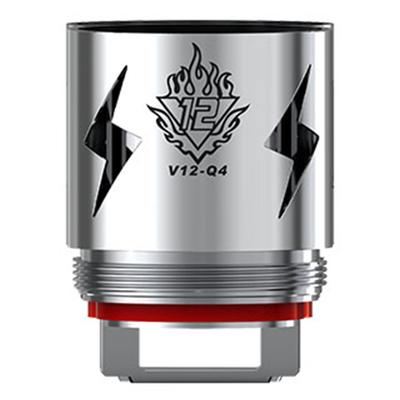 Сменный Испаритель SmokTech Smok V12-Q4 (0,15 Ohm) Акция (1шт)