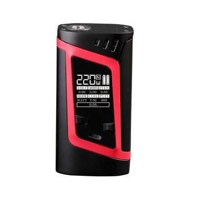 SmokTech Smok Alien 220W (Стартовый набор) (Черный, Красный)