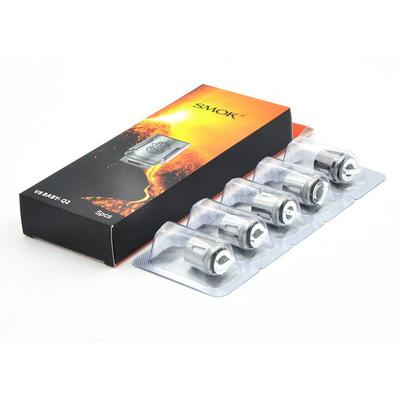 Сменный Испаритель SmokTech Smok V8 Baby-Q2 (0,4 Ohm) Упаковка (5шт)