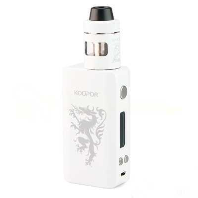 SmokTech Smok Koopor Knight 2600mAh 80w + TC (Стартовый набор) (Белый)
