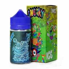 Sneaky Kiwi and Raspberry 80мл (3мг) - Жидкость для Электронных сигарет