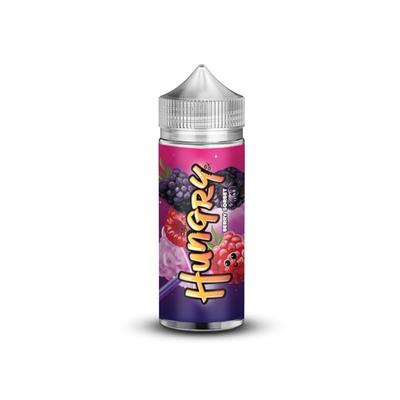 HUNGRY Berry Sorbet 120ml (3мг) - Жидкость для Электронных сигарет