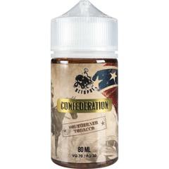 Confederation Southerner tobacco 80мл (0мг) + 2 никобустера - Жидкость для Электронных сигарет