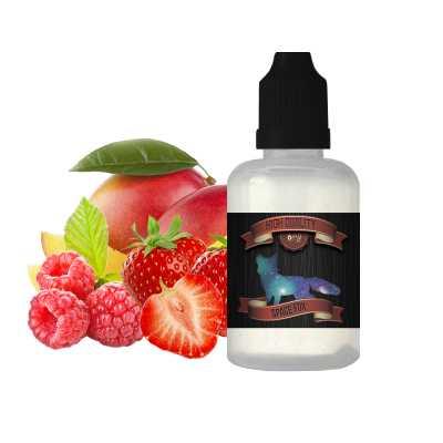 Премиальная жидкость для Электронных сигарет: Space fox 30мл (6мг)