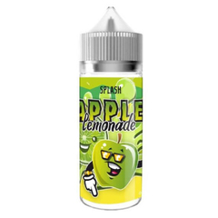 Splash Apple Lemonade 100мл (3мг) - Жидкость для Электронных сигарет