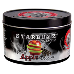 Starbuzz Apple Doppio 250г - Табак для Кальяна