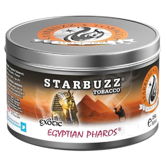 Starbuzz Egyptian Pharos 100г - Табак для Кальяна