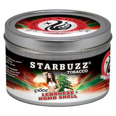 Starbuzz Lebanese Bomb Shell 250г - Табак для Кальяна