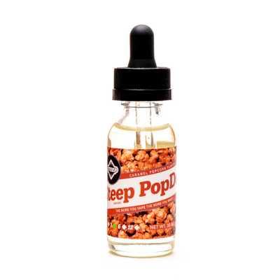Steep PopDeez Caramel Popcorn 30мл (0) - Жидкость для Электронных сигарет (Clone)