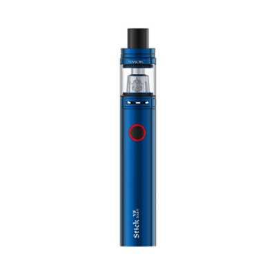SmokTech Smok Stick V8 Baby (Стартовый Набор) (Синий)