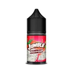 Jumble Salt Strawberry Dragonfruit 30мл (20мг) - Жидкость для Электронных сигарет