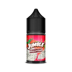 Jumble Salt Strawberry Dragonfruit 30мл (40мг) - Жидкость для Электронных сигарет