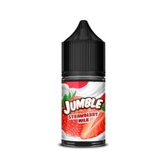 Jumble Salt Strawberry Milk 30мл (40мг) - Жидкость для Электронных сигарет