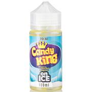 Candy King Strawberry Watermelon Bubblegum On Ice 100мл (3мг) - Жидкость для Электронных сигарет (Clone)