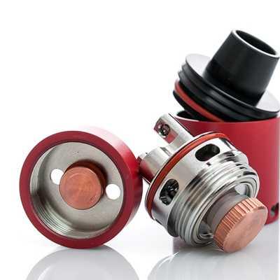 Механический Мод Sub Ohm Subzero Competition Mod Shorty Hybrid + Subzero RDA (Red)
