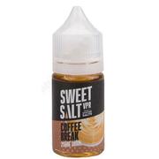 Sweet Salt Coffee Break 30мл (25мг) - Жидкость для Электронных сигарет
