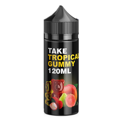 Take Tropical Gummy 120мл (3мг) - Жидкость для Электронных сигарет