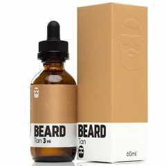 New Beard Tan 60мл (3мг) - Жидкость для Электронных сигарет (Clone)