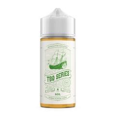 TBQ Series Sol 100мл (6мг) - Жидкость для Электронных сигарет