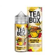 Tea Box Brusnika & Honey Tea 120мл (3) - Жидкость для Электронных сигарет