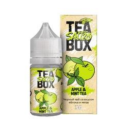 Tea Box Salt Apple & Mint Tea 30мл (20мг) - Жидкость для Электронных сигарет