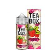 Tea Box Strawberry & Basil Tea 120мл (3) - Жидкость для Электронных сигарет