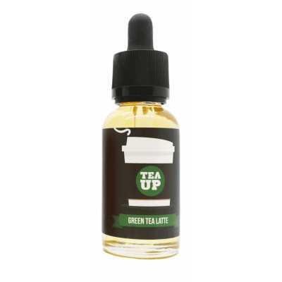 Tea Up Vapory Green Tea Latte 30 мл (3) - Жидкость для Электронных сигарет (Clone)