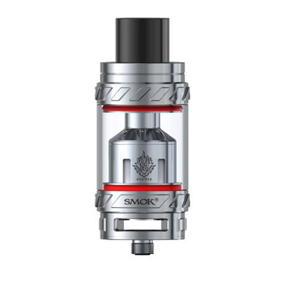 Атомайзер SmokTech Smok TFV12 RBA (Стальной)