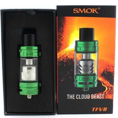 Атомайзер SmokTech Smok TFV8 (Зеленый)