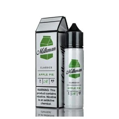 The Milkman Apple Pie 60мл (3мг) - Жидкость для Электронных сигарет