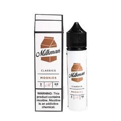 The Milkman Moonies 60мл (3мг) - Жидкость для Электронных сигарет