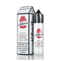 The Milkman Strawberry Churrios 60мл (3мг) - Жидкость для Электронных сигарет