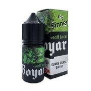 Boyar Salt Sinner 30мл (20) - Жидкость для Электронных сигарет