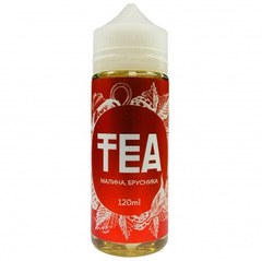 Tea Малина, Брусника 120мл (3мг) - Жидкость для Электронных сигарет