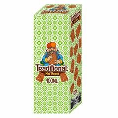 TimeTravel Machine Traditional Mint Bread 100мл (3мг) - Жидкость для Электронных сигарет