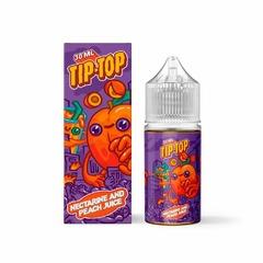 Tip-Top Hard Salt Nectarine & Peach Juice 30мл (20) - Жидкость для Электронных сигарет
