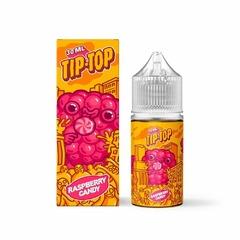 Tip-Top Hard Salt Raspberry Candy 30мл (20) - Жидкость для Электронных сигарет