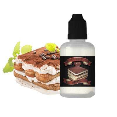 Премиальная жидкость для Электронных сигарет: Тирамису 30мл (0мг)