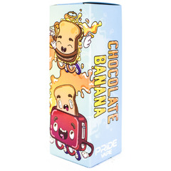 Toaster Chocolate Banana 120мл (0мг) - Жидкость для Электронных сигарет