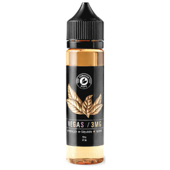 Tobacco Pipe Vegas 60мл (3мг) - Жидкость для Электронных сигарет