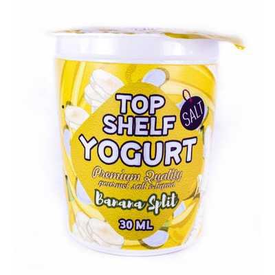 Top Shelf Yogurt Banana Split Salt 30мл (25мг) - Жидкость для Электронных сигарет