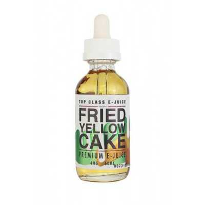 Top Class Fried Yellow Cake 60мл (4) - Жидкость для Электронных сигарет (clone)