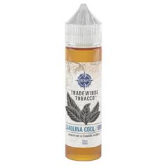 Trade Winds Tobacco Carolina Cool 60мл (3мг) - Жидкость для Электронных сигарет
