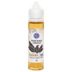 Trade Winds Tobacco Havana 60мл (3мг) - Жидкость для Электронных сигарет