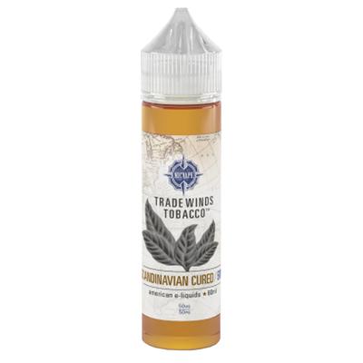 Trade Winds Tobacco Scandinavian Cured 60мл (6мг) - Жидкость для Электронных сигарет