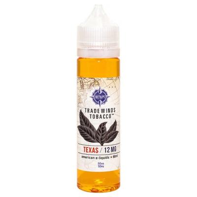Trade Winds Tobacco Texas 60мл (6мг) - Жидкость для Электронных сигарет
