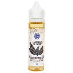 Trade Winds Tobacco Tuscan Grape 60мл (3мг) - Жидкость для Электронных сигарет